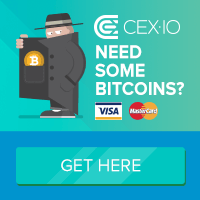 Buy Bitcoin at CEX.IO